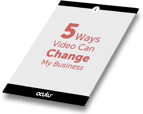 5 Ways Video Can Change My Business
